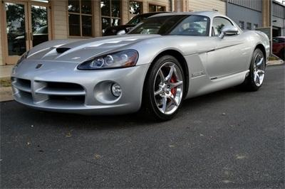 2010 Dodge Viper SRT10 Coupe