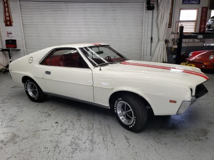 1969 American Motors AMX 290cid Small Block