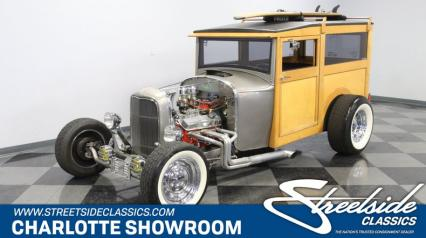 1931 Ford Woody Wagon Streetrod