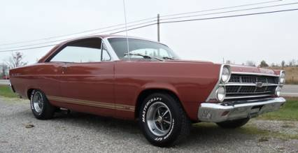 1967 FORD FAIRLANE GT Limited Production 2