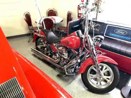 2002 Harley Davidson Fat Boy