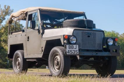 1978 Land Rover  Lightweight