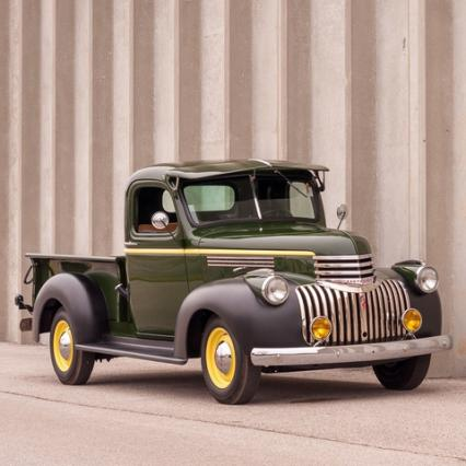 1942 Chevrolet  Truck Art Deco