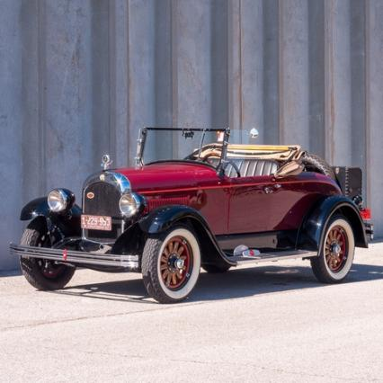 1927 Chrysler  M62
