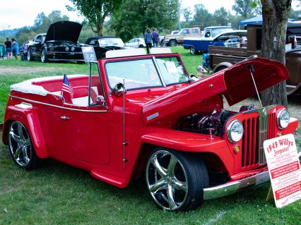 1949 WILLYS JEEPSTER MILD CUSTOM