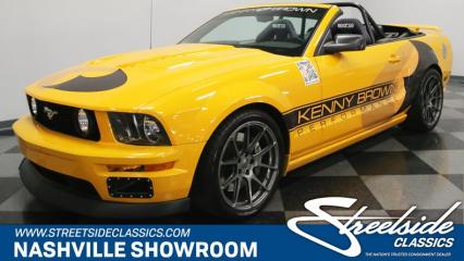 2007 Ford Mustang GT-4T Biturbo Kenny Brown