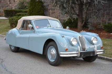 1956 Jaguar XK-Series