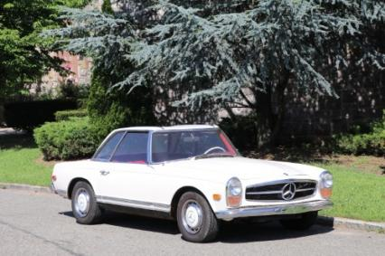 1969 Mercedes-Benz 280SL California Spider