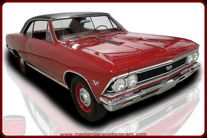 1966 Chevrolet Chevelle SS L78 396 375HP