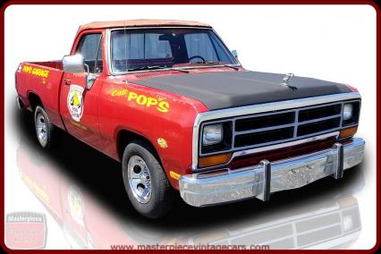 1988 Dodge D-Series D150 Pickup