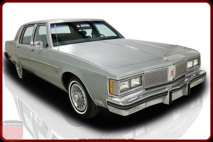 1983 Oldsmobile 98 Regency Brougham