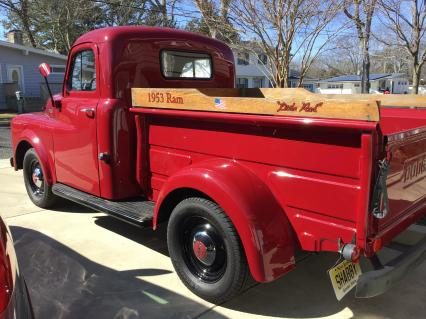 1953 Dodge B-Series Pick up