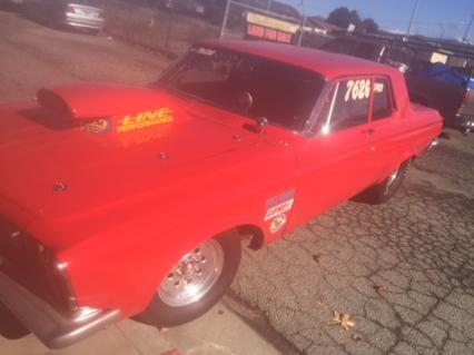 900 HORSE -1963 PLYMOUTH SAVOY RACE CAR  FAST