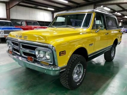 1972 GMC Jimmy 4x4