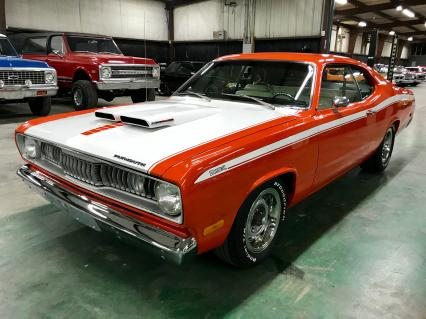1972 Plymouth Duster 340 Automatic Restored