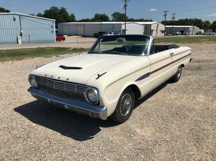 1963 Ford Ford Falcon Convertible Automatic