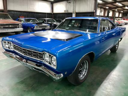 1968 Plymouth Road Runner 383 4 Speed