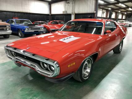 1971 Plymouth Road Runner Nice