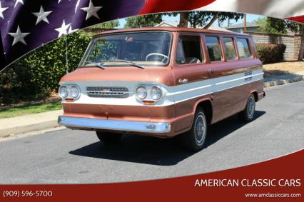 1963 Chevrolet Corvair Greenbrier Sportswagon