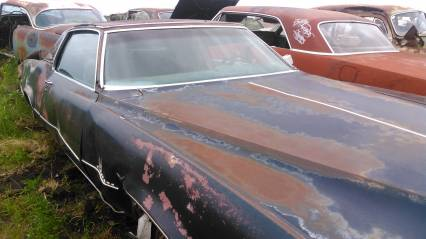 69 eldorado for parts or whole no titlehave 3