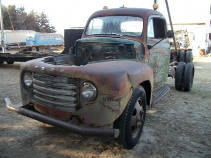 1949 Ford F6 Truck Street rat rod farm truck