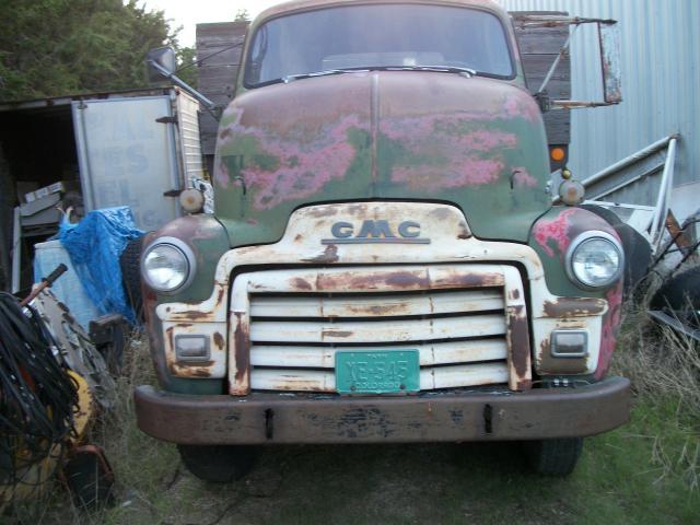 1949 Chevrolet COE 1949 GMC COE cabover 350 Truck 1 1/2 ton