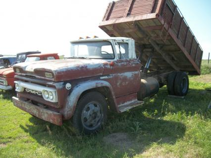1961 Gmc 4000 farm truck 1 1/2 ton street rat rod