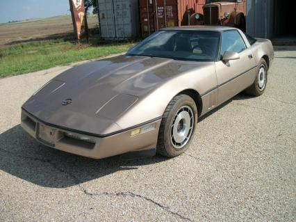 1984 Chevy Corvette coupe