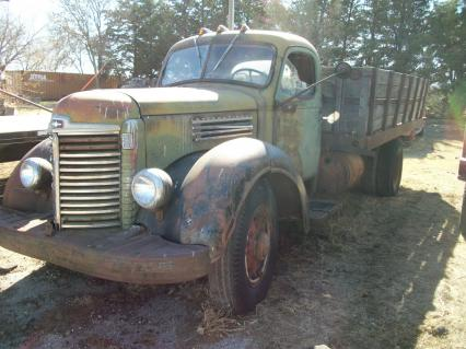 1946 International IHC KB5 rat rod