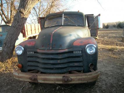 1952 Chevy 1 1/2 ton farm truck rat rod