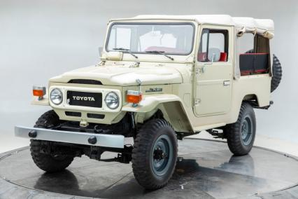 1969 Toyota Land Cruiser