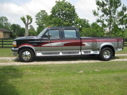 F350 KUSTOM KREATIONS Conversion Diesel Dually