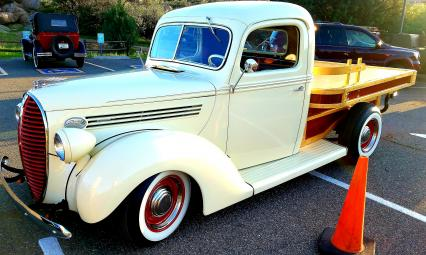 1938 Ford 85 Pickup