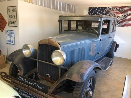 1928 Plymouth Q Code