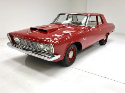 1963 Plymouth Savoy
