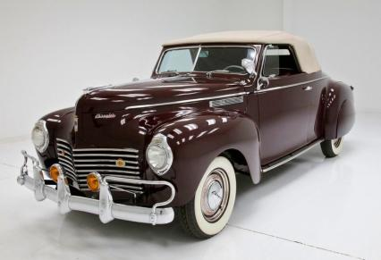 1940 Chrysler Windsor Convertible