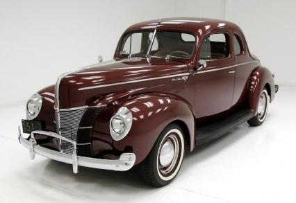 1940 Ford Super Deluxe Coupe