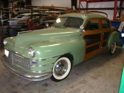 1947 CHRYSLER TOWN  COUNTRY