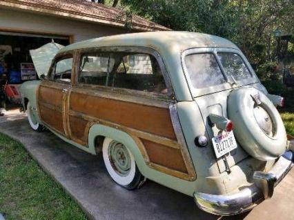 1950 FORD WOODY WAGON