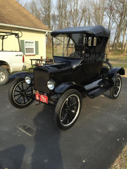 2020 FORD MODEL T