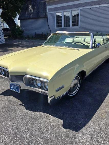 1967 OLDSMOBILE REGENCY 98