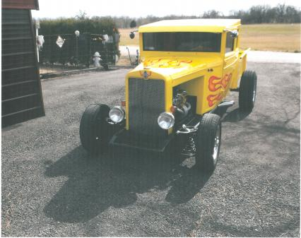 1929 Chevy Street Rod Truck