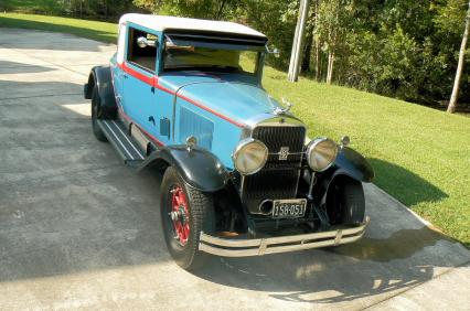 1929 Cadillac Coupe