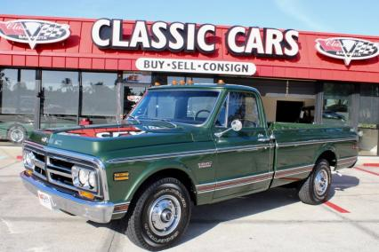 1969 GMC 12 Ton Pickup
