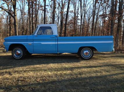 1966 Chevrolet C10 Fleetside Pickup