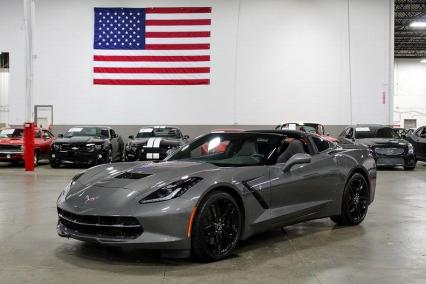 2015 Chevrolet Corvette Stingray Z51 w1LT
