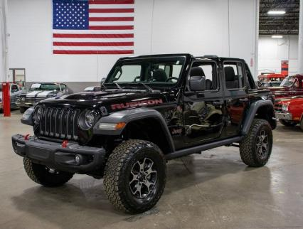 2018 Jeep Wrangler Rubicon Unlimited