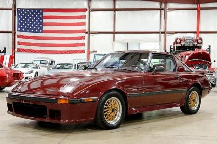 1983 Mazda RX-7 Limited Edition