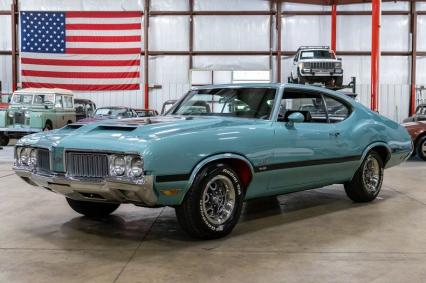1970 Oldsmobile Holiday