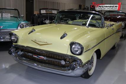 1957 Chevrolet Bel-Air Convertible
